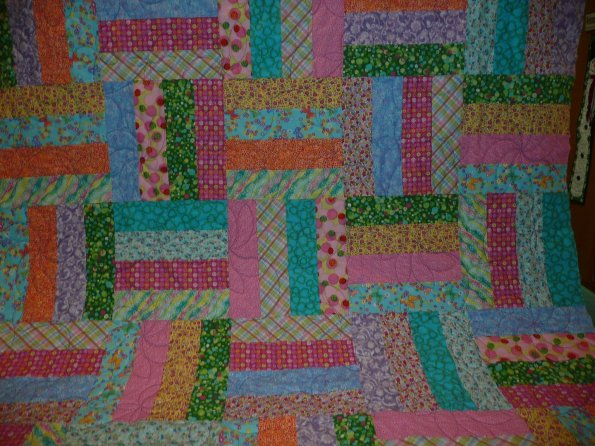 Bailey's 2nd Quilt