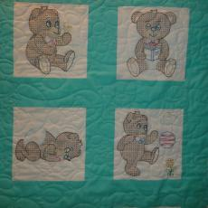 Baby Mary's Quilt