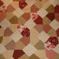 Pink Lady Quilt
