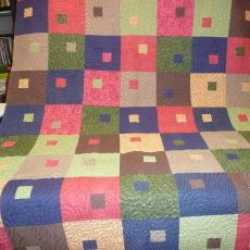 Bonnie and Arvid's Quilt