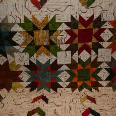 Donna's Brother's Archery Quilt