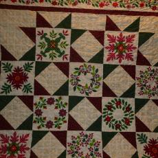 Christmas in Baltimore Quilt