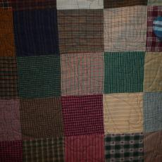 Friend's Granddaughter's Quilt