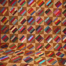 Scrappy Fall Quilt