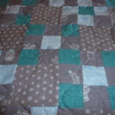 Jane's Flannel Quilt