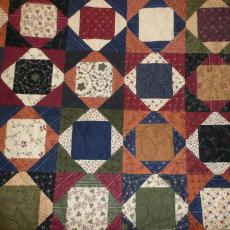 Kansas Troubles Quilt