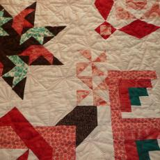 Nancy's Fancy's Quilt