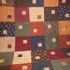 Leigh's Anniversary Quilt