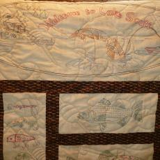 Hook Line and Sinker Quilt