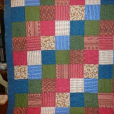 Baby O's Quilt