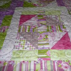 Alyce's Rose Quilt
