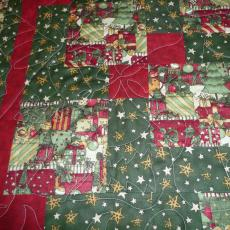 Alyce's Little Christmas Quilt