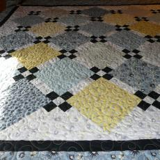 Alyce's Classy Curls Quilt