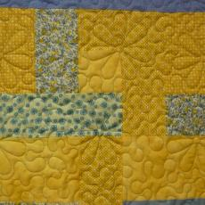 Amy's Daisy Quilt