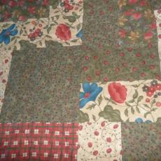 Amy's Flannel Fall Quilt
