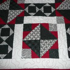 Pen and Ink Quilt