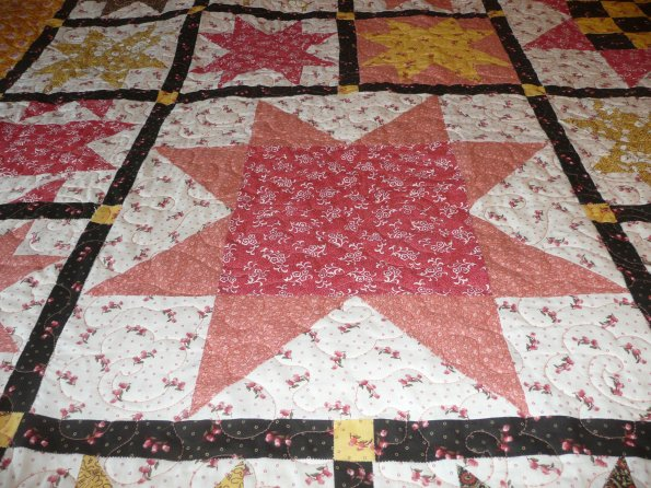 Barb's Star Quilt