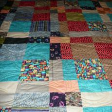 Friendship Home Quilt