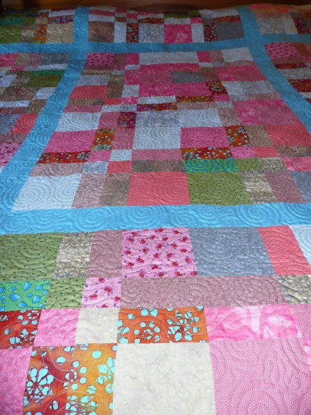 Betty's Sticky Buns Quilt