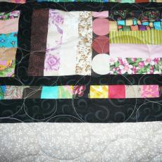 Betty's Strip Quilt