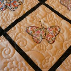 Betty's Butterfly Quilt