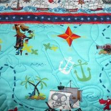 Bev's Pirate Baby Quilt