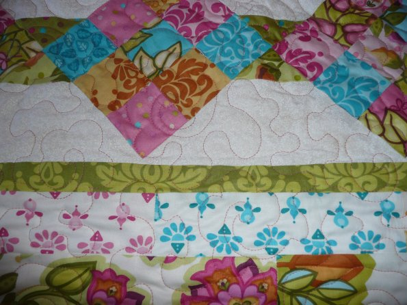 Bev's Mystery Quilt