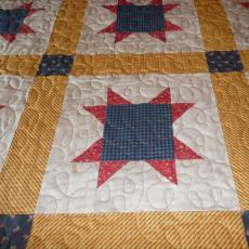 Terry's Quilts of Valor Quilt