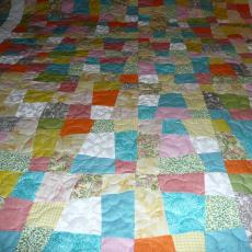 Ali's First Quilt