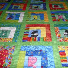 Henry's Quilt