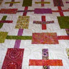 Brooke's First Quilt