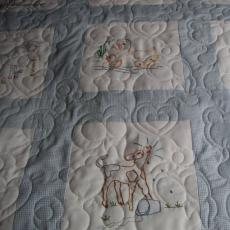Carol's Farm Animals Quilt