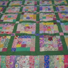 Cathy's Sleepytime Quilt
