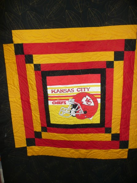 NE City Guild quilts