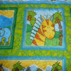Darlene's Jungle Quilt