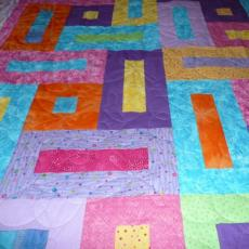 Anna's Dragonfly Quilt