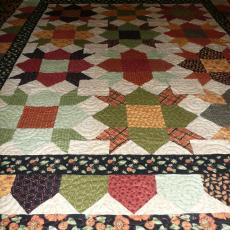Delores's Briar Patch Quilt