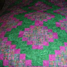 Deloris's January Quilt
