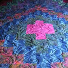 Deloris's Bright Quilt
