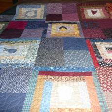 Diane's Block of the Month Quilt