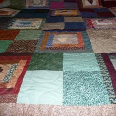 Diane's 2nd Sampler Quilt