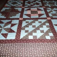 Doreen's Sampler Quilt