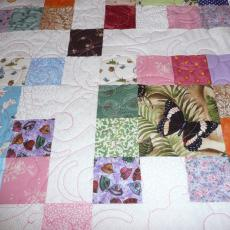 Baby Evelyn's Quilt