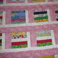 Evelyn's Great-Great Niece's Quilt