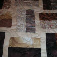 Jana S.'s Two-some Quilt