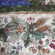 Jane's Back to Nature Quilt