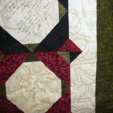 Ron's Retirement Quilt