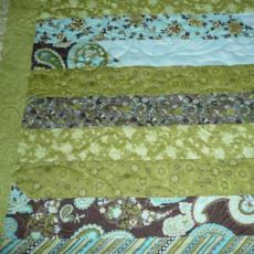 Jane's Jelly Roll Quilt #2