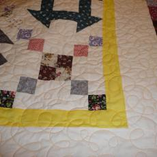 Janice's 2nd Sampler Quilt