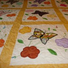 Butterfly Quilt #2
